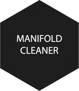 MANIFOLD-CLEANER
